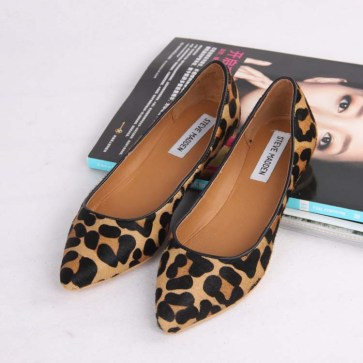 2013-NEW-Leopard-Women-flat-shoes-for-Lady-flats-Beige-Brown-best-price-boat-shoes-free